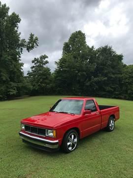 1988 GMC S-15 for sale in Batesville, AR