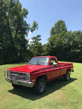 1987 Chevrolet D30 for sale in Batesville, AR