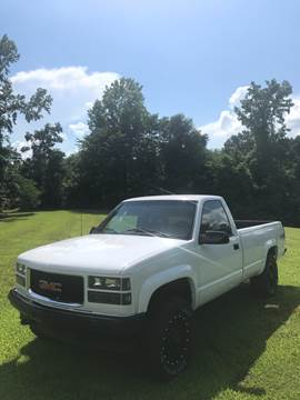GMC Sierra 3500 For Sale in Batesville, AR - Gregs Auto Sales
