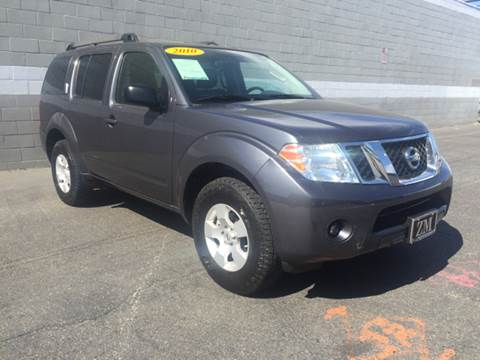 2010 Nissan Pathfinder for sale in Ontario, CA