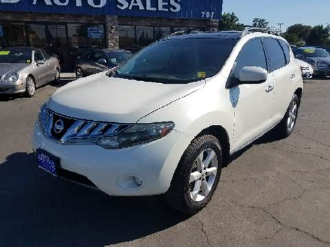 2009 Nissan Murano for sale in Hanford, CA