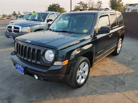 2014 Jeep Patriot for sale in Hanford, CA