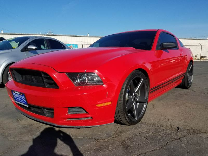 Hanford Auto Sales >> 2013 Ford Mustang V6 2dr Fastback In Hanford Ca Hanford