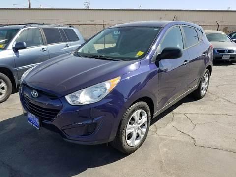 2010 Hyundai Tucson for sale in Hanford, CA
