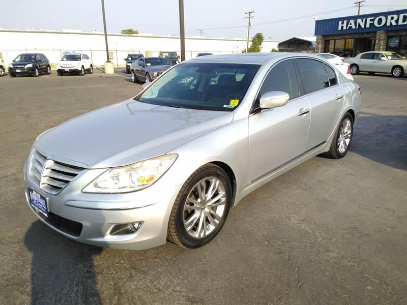 Hanford Auto Sales >> 2011 Hyundai Genesis 4 6l V8 4dr Sedan In Hanford Ca