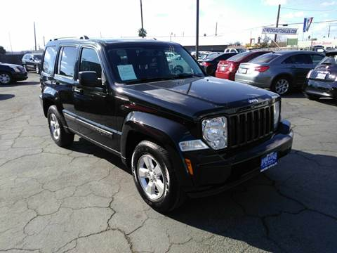 2012 Jeep Liberty for sale in Hanford, CA