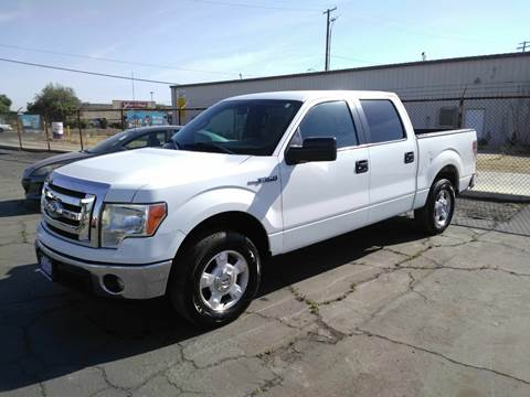 2011 Ford F-150 for sale in Hanford, CA