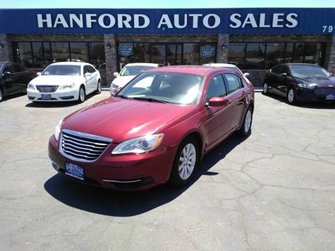 Hanford Auto Sales >> 2011 Chrysler 200 For Sale In Hanford Ca