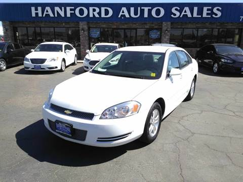 Hanford Auto Sales >> 2012 Chevrolet Impala For Sale In Hanford Ca