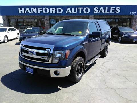 Hanford Auto Sales >> 2013 Ford F 150 For Sale In Hanford Ca