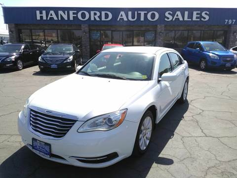 Hanford Auto Sales >> 2014 Chrysler 200 For Sale In Hanford Ca