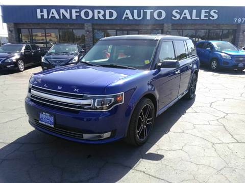 Hanford Auto Sales >> 2014 Ford Flex For Sale In Hanford Ca