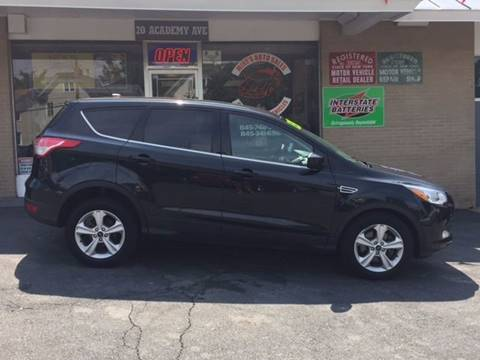 2015 Ford Escape for sale in Middletown, NY
