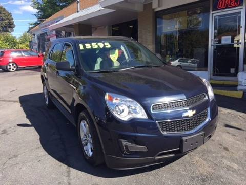 2015 Chevrolet Equinox for sale in Middletown, NY