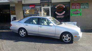 2000 Mercedes-Benz E-Class for sale in Middletown, NY