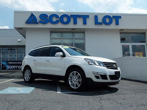 2015 Chevrolet Traverse for sale in Allentown, PA
