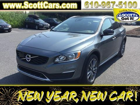 2018 Volvo V60 Cross Country for sale in Allentown, PA