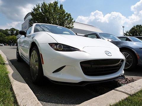 2017 Mazda MX-5 Miata RF for sale in Allentown, PA