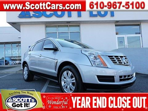 2014 Cadillac SRX for sale in Allentown, PA