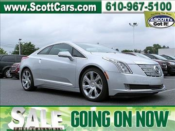 2014 Cadillac ELR for sale in Allentown, PA