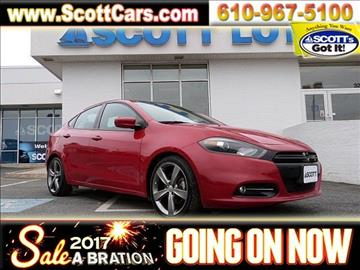 2014 Dodge Dart for sale in Allentown, PA