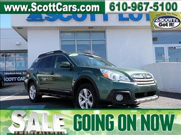 2013 Subaru Outback for sale in Allentown, PA