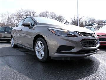 2017 Chevrolet Cruze for sale in Allentown, PA