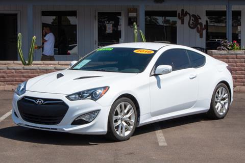 Used Hyundai Genesis Coupe For Sale In Tucson Az