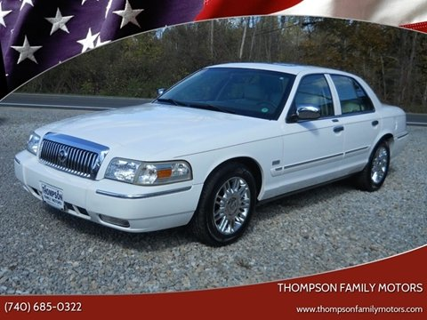 2008 Mercury Grand Marquis for sale in Senecaville, OH