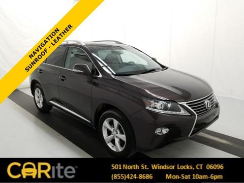 Used Lexus For Sale In Ct >> 2015 Lexus Rx 350 For Sale In Windsor Locks Ct
