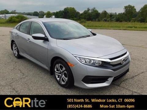 2017 Honda Civic for sale in Windsor Locks, CT
