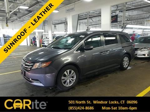 2015 Honda Odyssey for sale in Windsor Locks, CT
