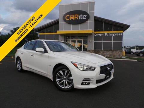 2015 Infiniti Q50 for sale in Windsor Locks, CT