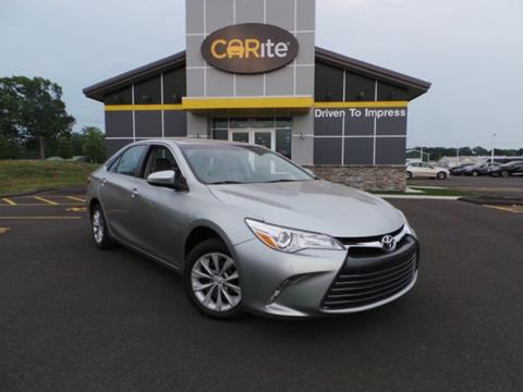 2016 Toyota Camry for sale in Windsor Locks, CT