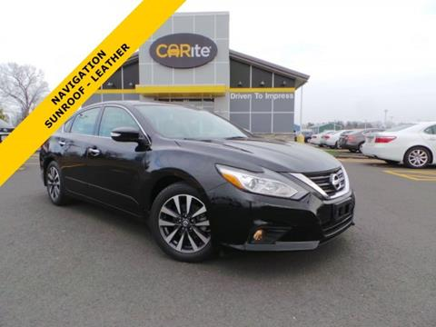 2016 Nissan Altima for sale in Windsor Locks, CT