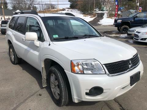 2011 Mitsubishi Endeavor for sale in Leominster, MA
