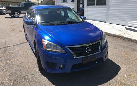 2013 Nissan Sentra for sale in Leominster, MA