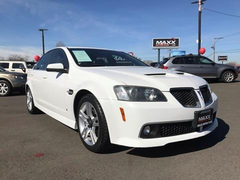 2009 Pontiac G8 for sale in Puyallup, WA