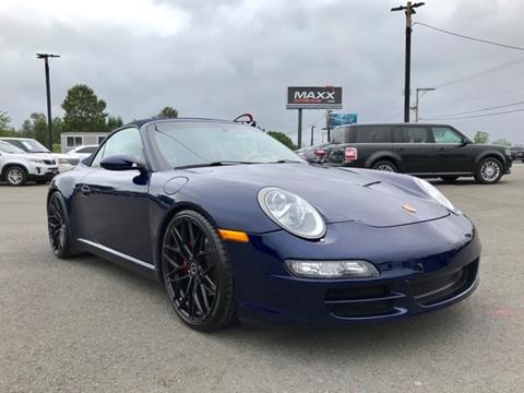 2007 Porsche 911 for sale in Puyallup, WA