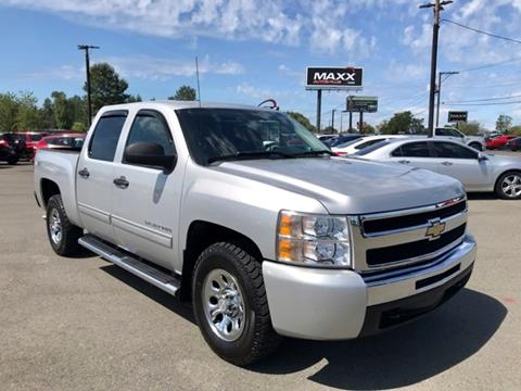 2010 Chevrolet Silverado 1500 for sale at Maxx Autos Plus in Puyallup WA