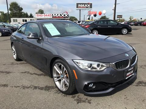 2014 BMW 4 Series for sale at Maxx Autos Plus in Puyallup WA