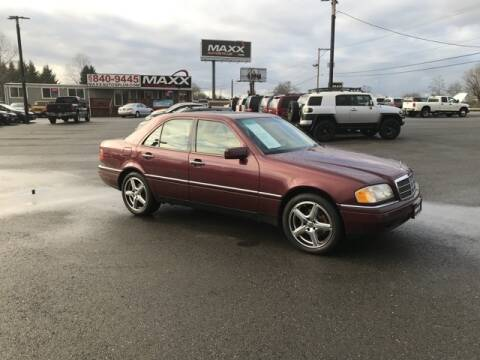 1997 Mercedes-Benz C-Class for sale at Maxx Autos Plus in Puyallup WA