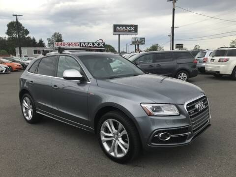 2014 Audi SQ5 for sale at Maxx Autos Plus in Puyallup WA