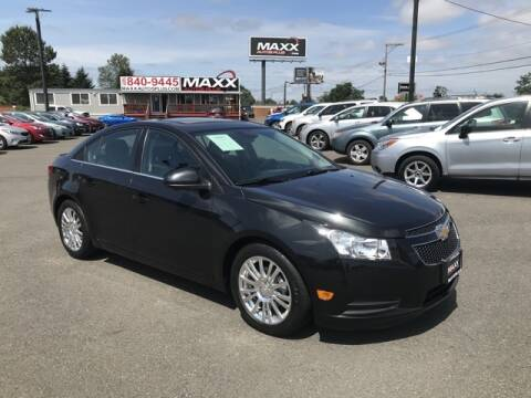 2013 Chevrolet Cruze for sale at Maxx Autos Plus in Puyallup WA