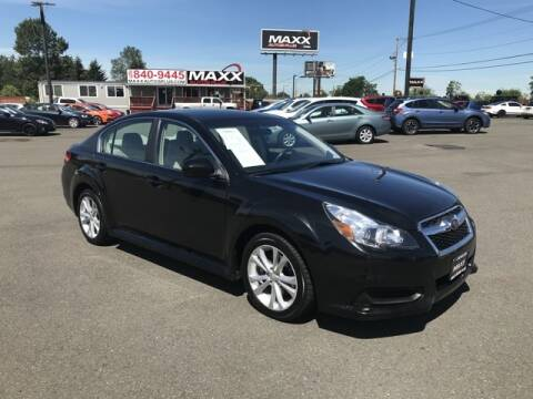 2013 Subaru Legacy for sale at Maxx Autos Plus in Puyallup WA