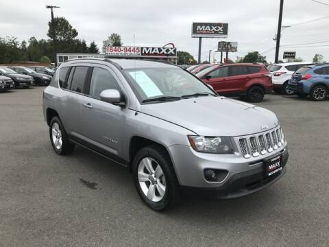 2016 Jeep Compass for sale at Maxx Autos Plus in Puyallup WA