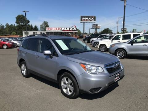 2016 Subaru Forester for sale at Maxx Autos Plus in Puyallup WA