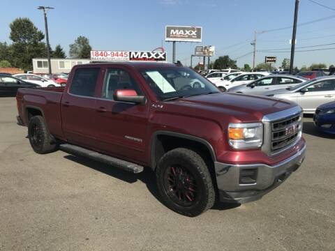 2015 GMC Sierra 1500 for sale at Maxx Autos Plus in Puyallup WA
