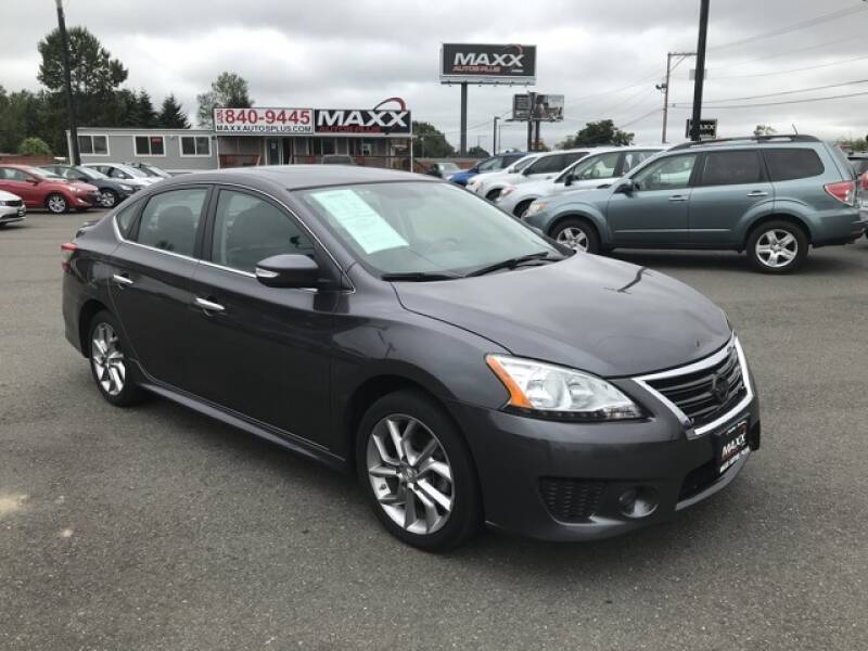 2015 Nissan Sentra for sale at Maxx Autos Plus in Puyallup WA