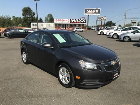 2014 Chevrolet Cruze for sale at Maxx Autos Plus in Puyallup WA